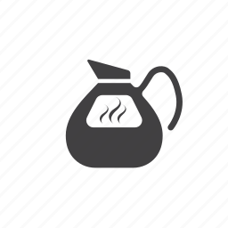 coffee, kettle, pot, tea icon