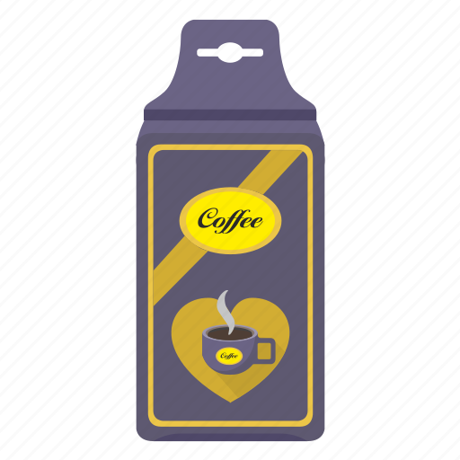 box, coffee, product icon