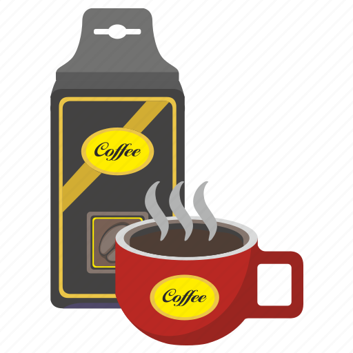 coffee, drink, passion, product icon