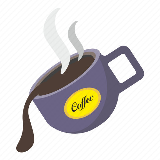 coffee, cup, fluid, hot icon