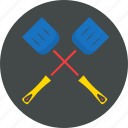 chef, cook, kitchen, spatula, utensil icon