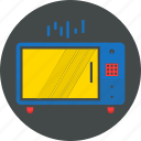 appliance, bake, baking, microwave, oven icon