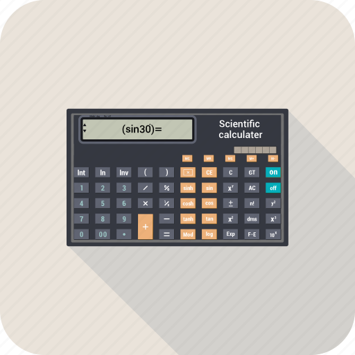 accounting, business, calculate, calculation, calculator, device, math icon