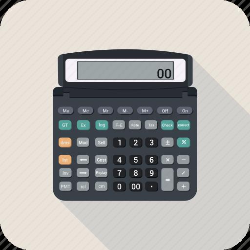 business, calculator, device, pro icon