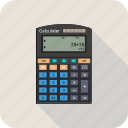 calculator, calculator machine, math, mathematics