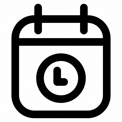 calendar, date, deadline, event, plan, schedule, time icon