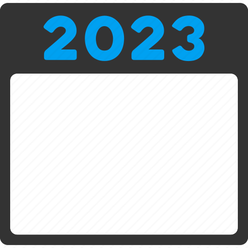 2023, appointment, calendar page, diary, poster leaf, schedule, year calendar icon