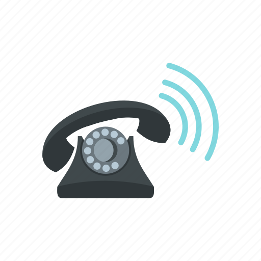 call, device, phone, ring, ringing, support, telephone icon