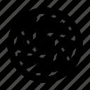 camera, dslr, exposure, objective, shutter icon