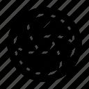 camera, dslr, lens, photography, shutter icon
