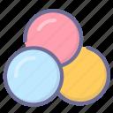color, colors, palette icon