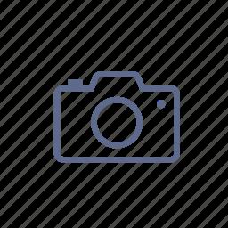 camera, photograph, snapshot icon