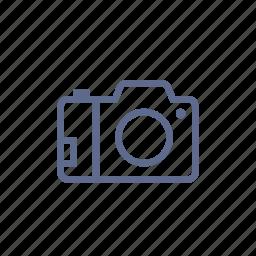 camera, photo, photograph, shoot, snapshot icon