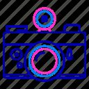 camera, film, photography, picture, polaroid icon