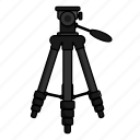 camera, photography, tripod, videography icon