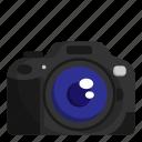 camera, dslr, dslr camera, photography icon