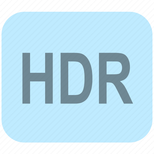 camera, hdr, screen icon