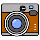 camera, film, photography, picture, polaroid icon