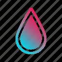 adjustment, camera, control, drop, mode, photography, rain drop closeup icon