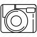 image, photo, selfie icon
