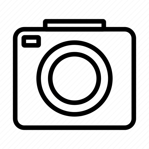 Camera, digital, dslr, photo, photography, potrait icon - Download on Iconfinder