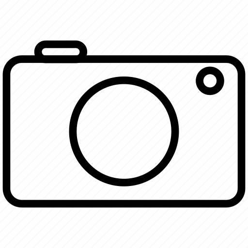 Camera, digital, dslr, photo, photography, potrait icon - Download on Iconfinder