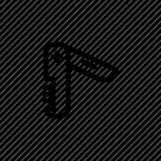 army, camp, knife, pocket knife, swiss icon