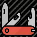 accessories, army, knife, multi, swiss, tool