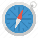 compass, destination, direction, map, travel icon