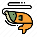 activity, camping, fish, fishing icon