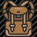 bag, luggage, backpack, adventure, travel, camping, baggage