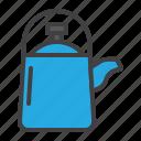 kettle, teapot, pot, tea