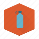 boards, camping, individular, nalgene, water bottle icon