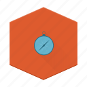 boards, camping, compass, directions, individular, outdoors icon