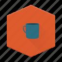 boards, camping, coffee, cup, individular, mug icon