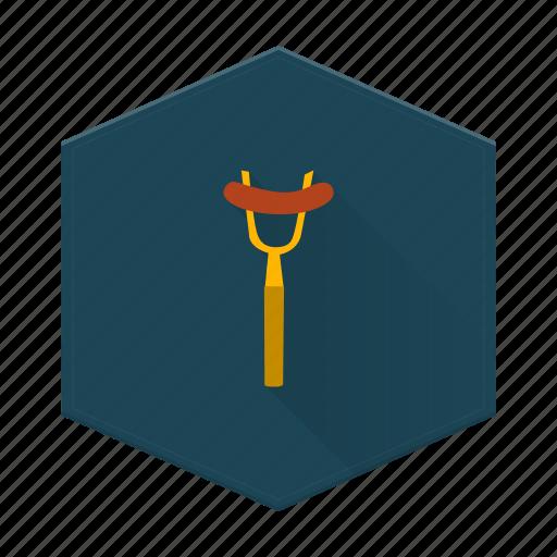 boards, camping, cooking, hot dog, individular, tool icon
