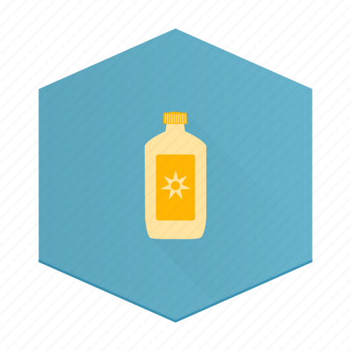 beach, boards, camping, individular, outside, sports, sunscreen icon