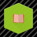 boards, book, individular, read icon