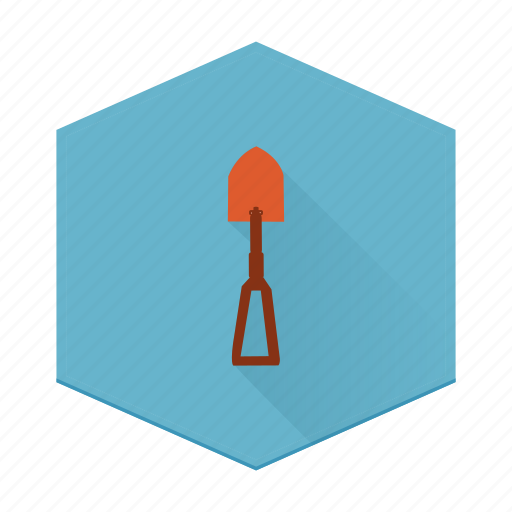 Boards, dig, individular, shovel, tool icon - Download on Iconfinder