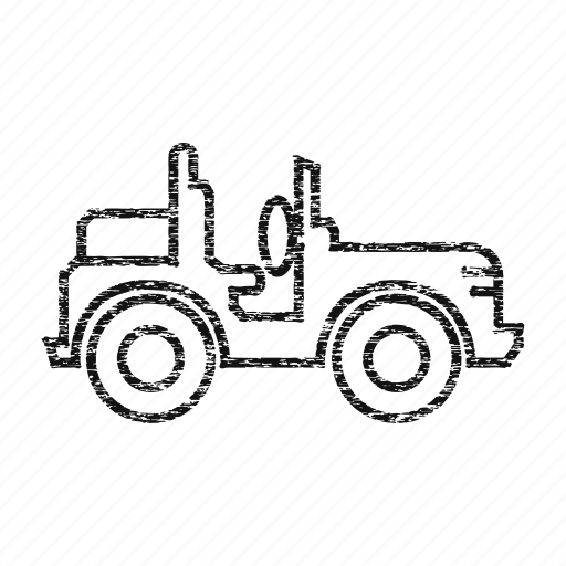 jeep, transport, transportation, vehicles icon