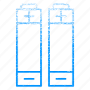 battery, camping, charge, charging, energy, power icon