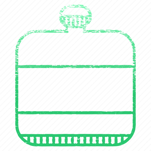 bottle, camp, camping, canteen, drink, water icon