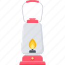candle, fuel, lamp, lantern, light, lighting, lightning icon