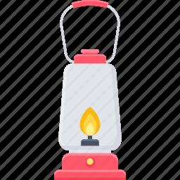candle, fuel, lamp, lantern, light, lighting, lightning icon