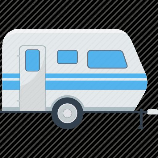 bus, tourism, tourist, travel, vacation, van, vanity van icon