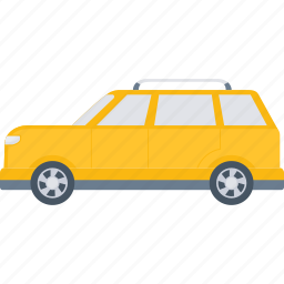 car, road, service, transport, travel, van, vehicle icon