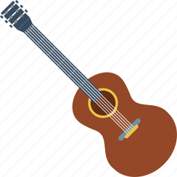 guitaar, guitar, instrument, music, musical, rock, string icon