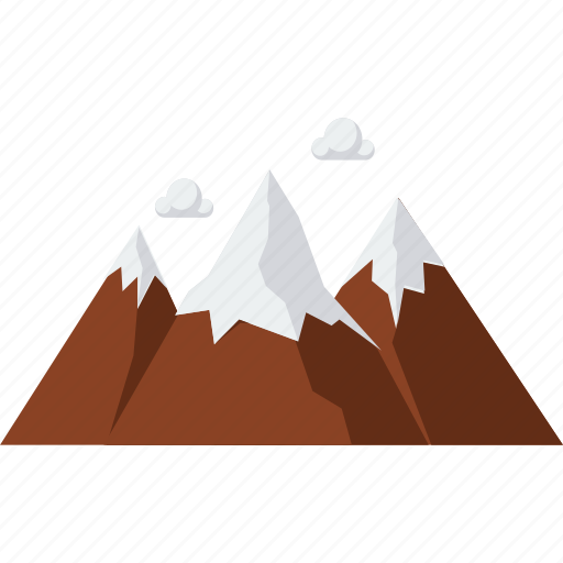 adventure, camping, hill, landscape, mountain, mountains, nature icon