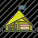 adventure, camping, outdoor, tent