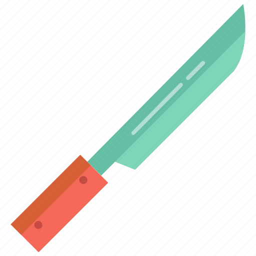 camping, cook, cooking, kitchen, knife, weapon icon